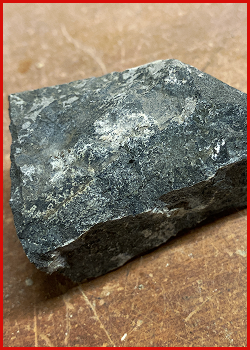 Single Specimen Of Dolerite