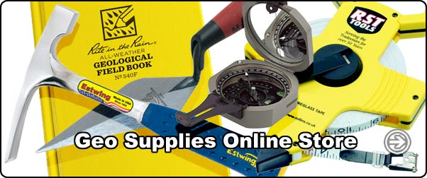 Geology supplies courses maps and equipment for geologists and geo supplies ltd geology supplies courses literature and equipment publicscrutiny Choice Image